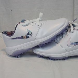 Nike Roshe G Tour Floral Golf Spikes Womens 7.5
